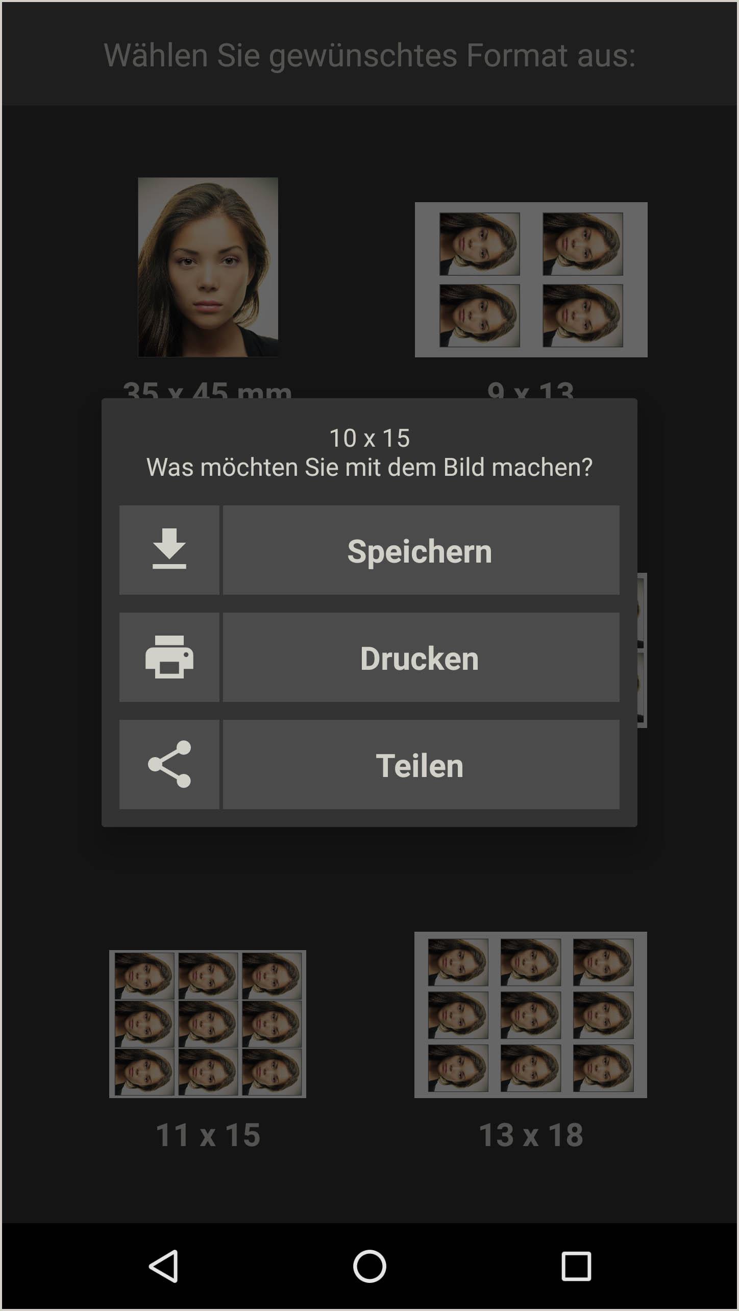 Passbild App Für Android